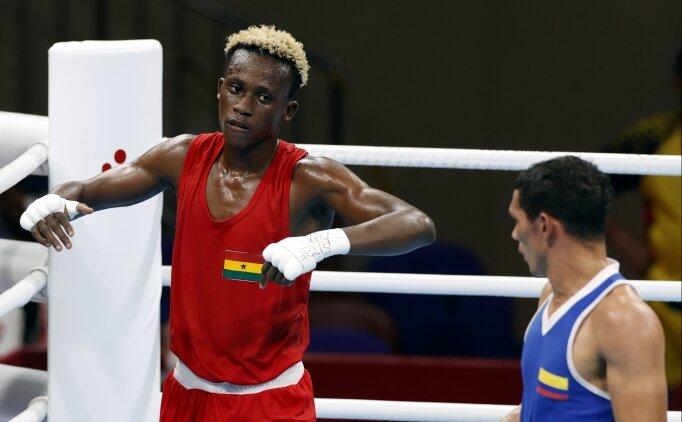 Gana 29 yıl sonra ilk olimpiyat madalyasını kazandı!