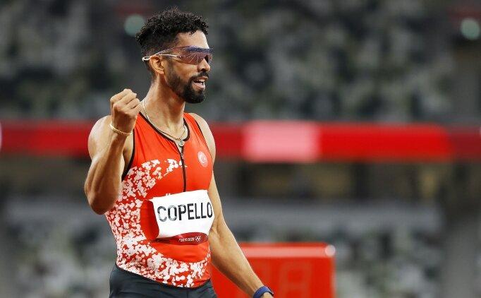 Yasmani Copello Türkiye rekoru derecesini tekrarladı