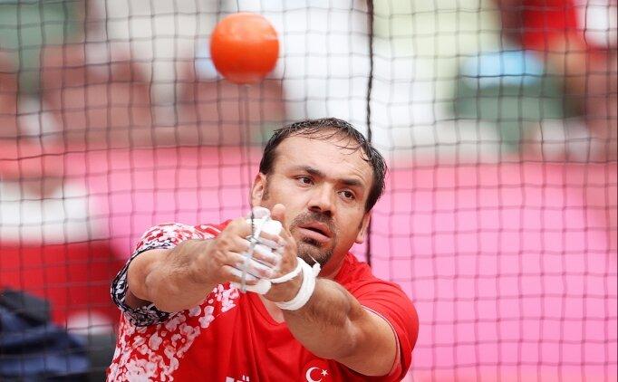 Eşref Apak, olimpiyatı 9. tamamladı!