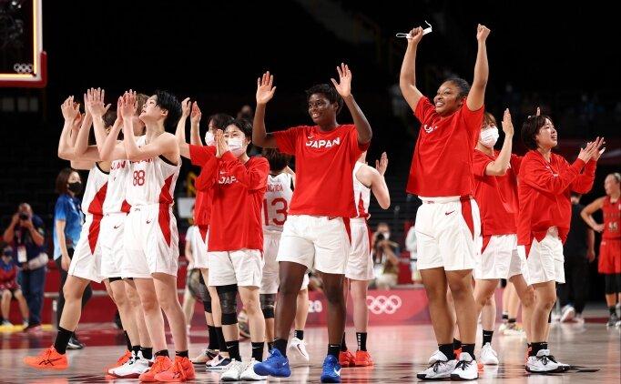 Japonya, 1 sayı farkla yarı finale yükseldi!