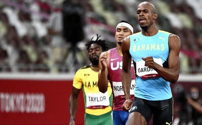 400 metrede altın Bahamalar'a gitti