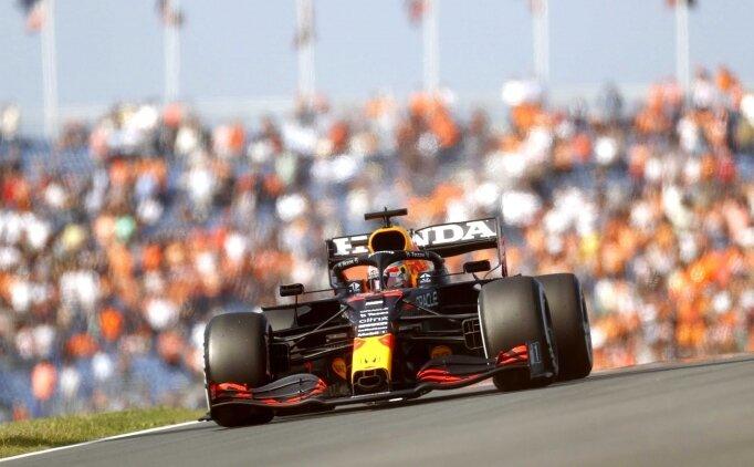 F1 Hollanda Grand Prix'sinde pole pozisyonu Verstappen'in