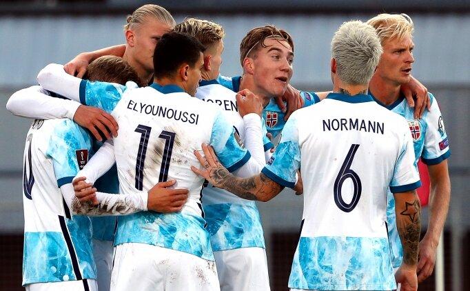 Norveç, Letonya deplasmanında kazandı