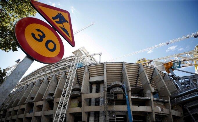 Real Madrid 560 gün sonra Santiago Bernabeu'ya geri dönüyor
