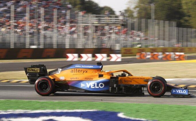 McLaren 11 yıl sonra tarih yazdı!
