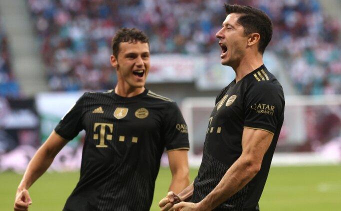 Bayern, Leipzig'e nefes aldırmadı