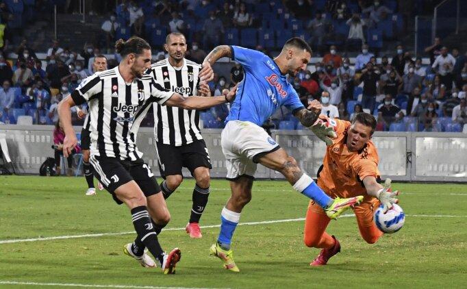 Napoli, Juventus'un gecesini kabusa çevirdi!