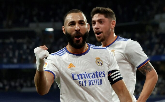 Real Madrid, Valencia deplasmanında 2 dakika döndü