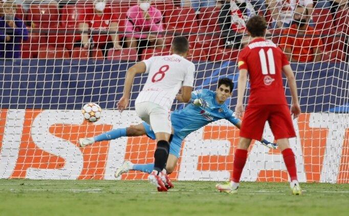 45 dakikada 4 penaltı çıktı, kazanan çıkmadı