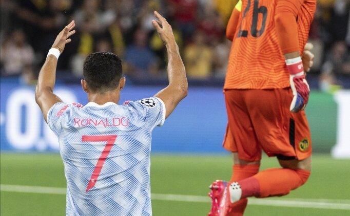 Ronaldo yetmedi, Şampiyonlar Ligi'nde ilk sürpriz