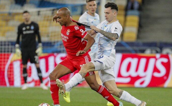 Benfica, 90+3'te direkten döndü