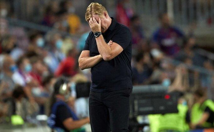 Ronald Koeman: 'Messi varken de 8 yiyorduk'