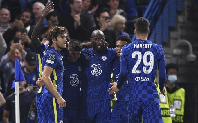 Lukaku Chelsea'ye hayat verdi