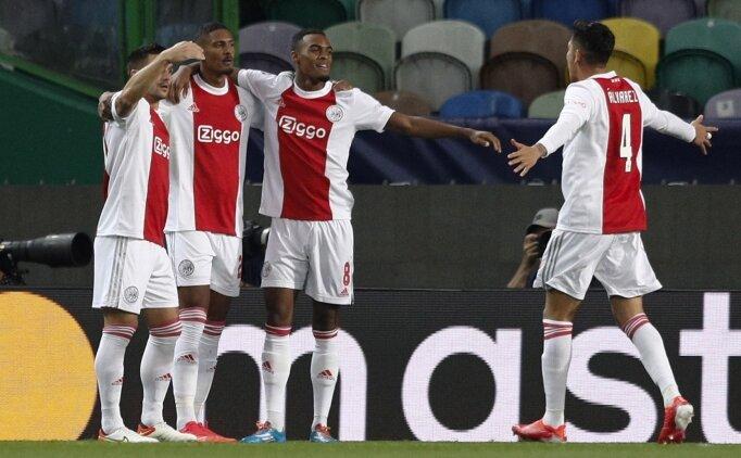 Ajax'a bir 'Haller' oldu!