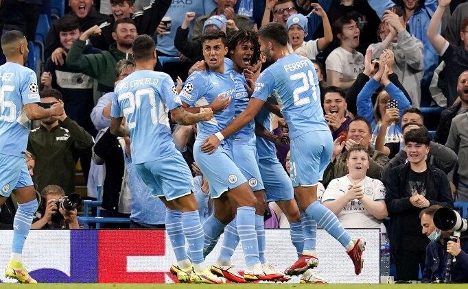 Çılgın gol düellosunda kazanan Manchester City