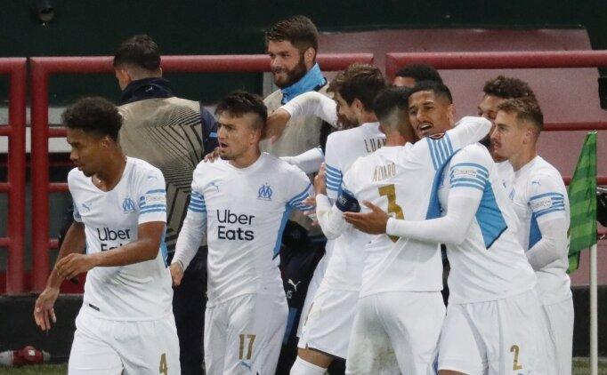Cengiz Ünder'in golü Marsilya'ya yetmedi
