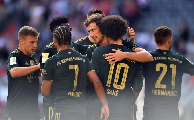 Bayern Münih'in acıması yok: 7-0!
