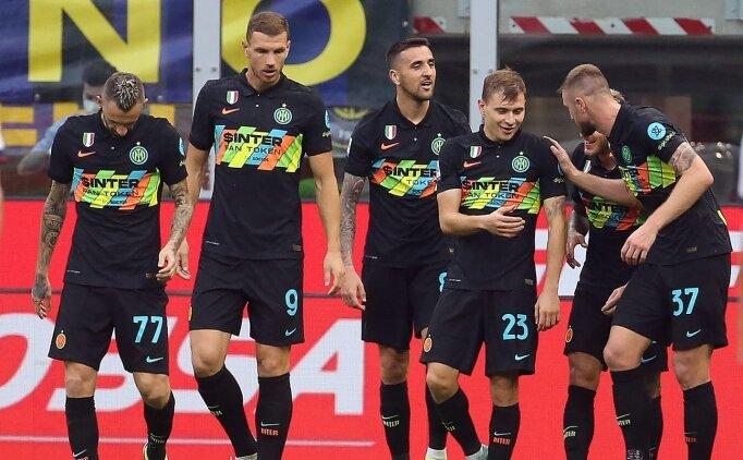 Inter'den Bologna'ya 6 gollü darbe