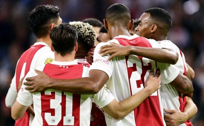 Ajax'tan çılgın skor: 9-0!