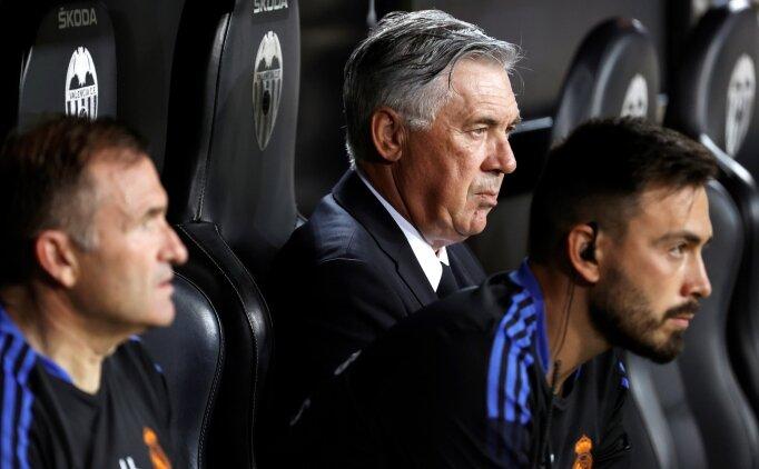 Carlo Ancelotti: 'Bizim takımımız ta...aklı'
