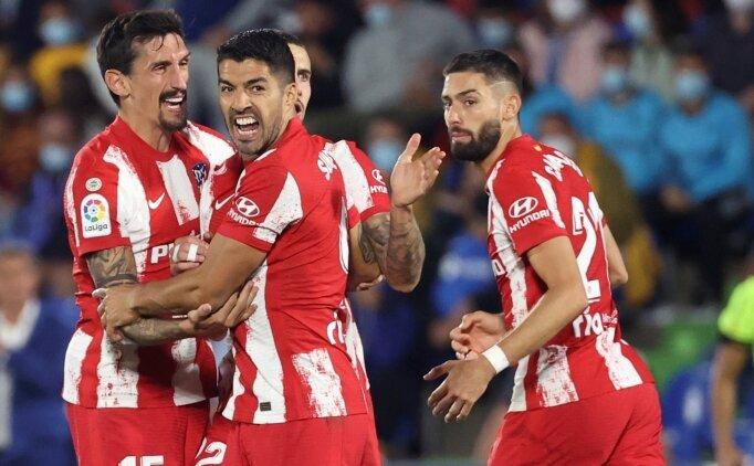 İşte Atletico Madrid'in Getafe'yi 2-1 yendiği maçın özeti