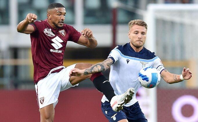 Immobile, 90+1'de Lazio'yu ipten aldı