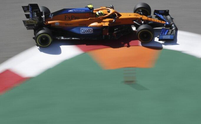 Formula 1 Rusya GP öncesi sıralama turunda büyük sürprizler!