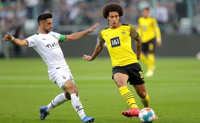 İşte Dortmund'un M'Gladbach'a yenildiği maçın özeti
