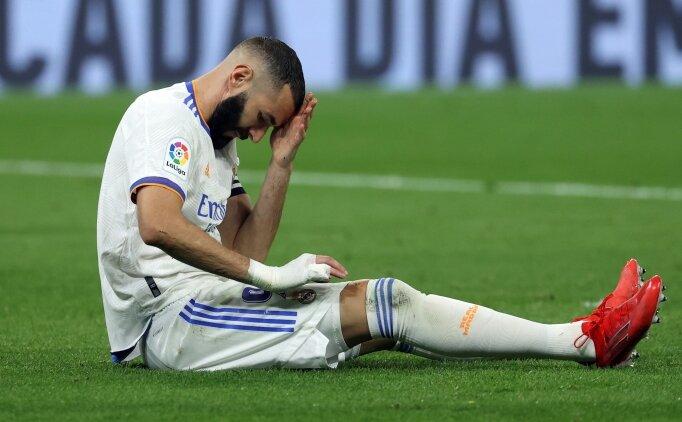 Real Madrid çözüm yolunu bulamadı