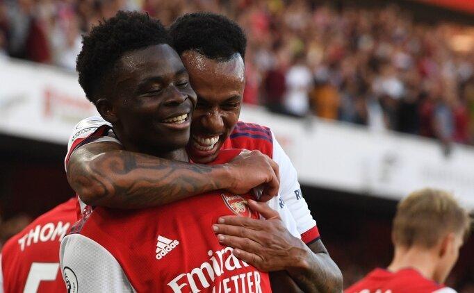Londra'da şimşekler kırmızı çaktı; zafer Arsenal'in!