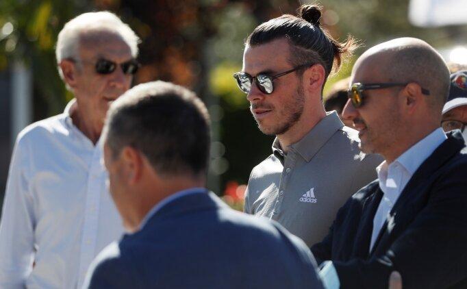 Gareth Bale: 'Real Madrid'de en iyi golfçü benim'