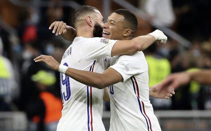 Karim Benzema: 'Mbappe'yi Real Madrid'de görmek isterim'