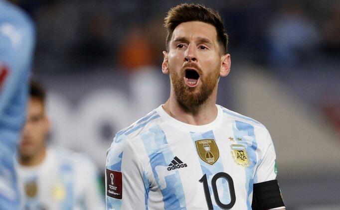 Diego Simeone: 'Messi'yi istedim'