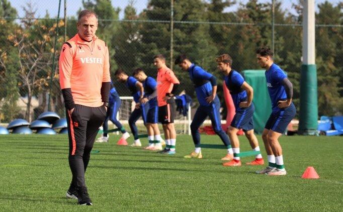 Trabzonspor'da yeni hedef doğru hücum