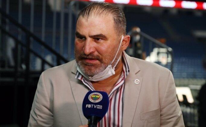 Sertaç Komsuoğlu: 'Maça hakem hataları damga vurdu'