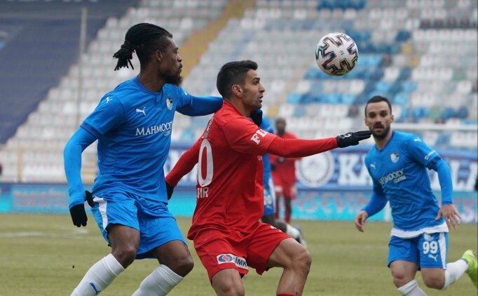 Gaziantep FK uzatmalarda 3 puanı kaçırdı