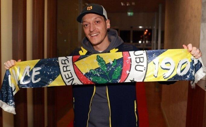 Mesut Özil ne kadar maaş alacak? Kaç paraya oynayacak Mesut Özil Fenerbahçe (13 Nisan Salı)