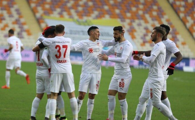 Sivasspor'da sakat oyuncular için açıklama