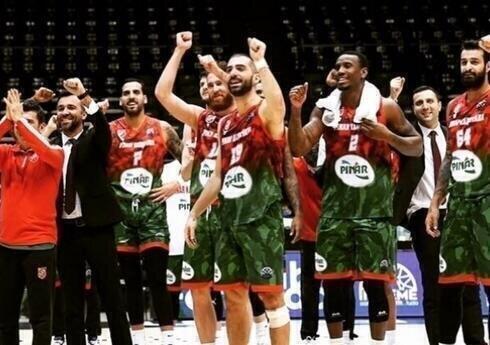 Karşıyaka, FIBA Şampiyonlar Ligi'nde kupa için sahada!