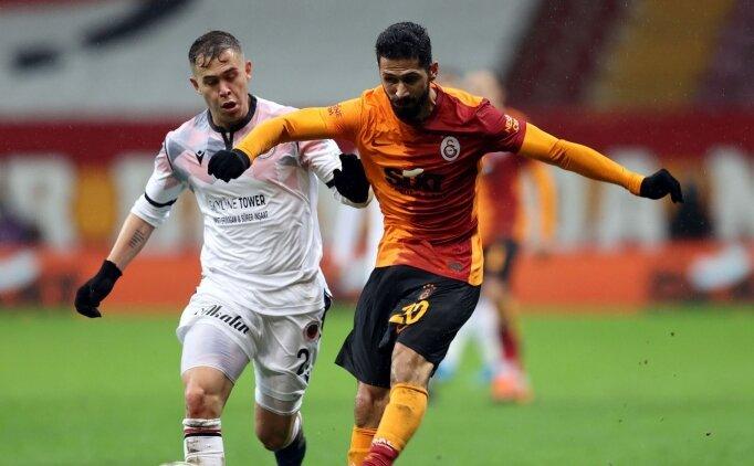 Galatasaray'ın Gençlerbirliği maçında 5 eksik