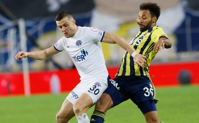 Armin Hodzic: 'Fenerbahçe karşısında çok gol kaçırdık'
