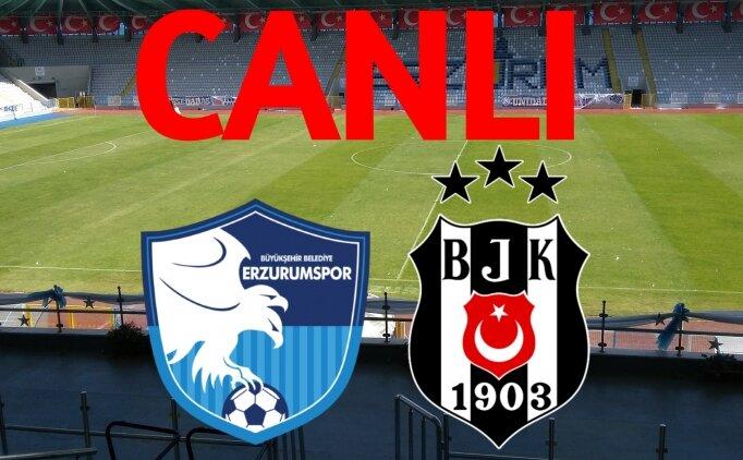 CANLI YAYIN : Erzurumspor Beşiktaş izle