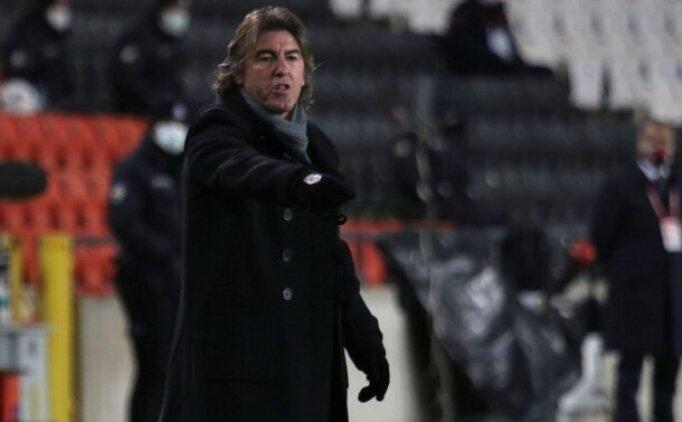 Ricardo Sa Pinto: 'Kol dışarıda, penaltı verildi'