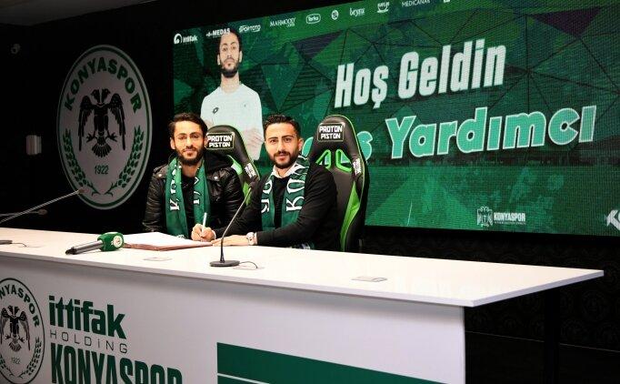 Barış Yardımcı Sivas'tan ayrıldı, yeni takımıyla imzaladı