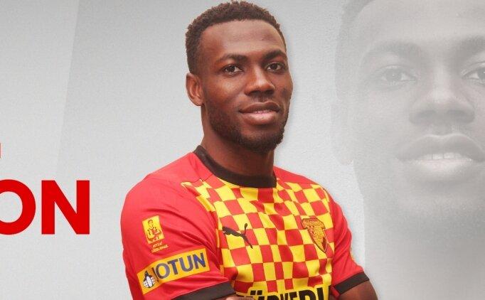 Göztepe Anderson Esiti'nin transferini açıkladı