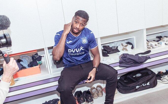 Abdoulay Diaby Belçika'ya döndü