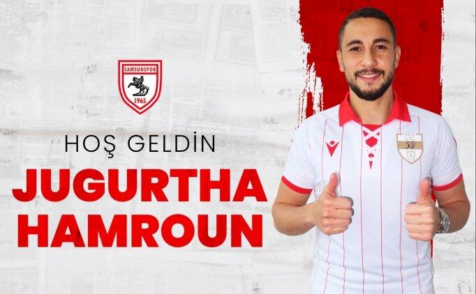 Yılport Samsunspor'a Süper Lig'den transfer