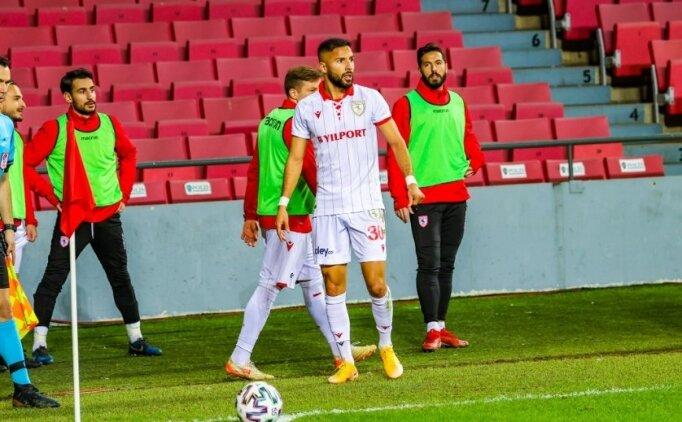 Yasin Öztekin: 'Tek hedef Samsunspor'u Süper lige çıkarmak''