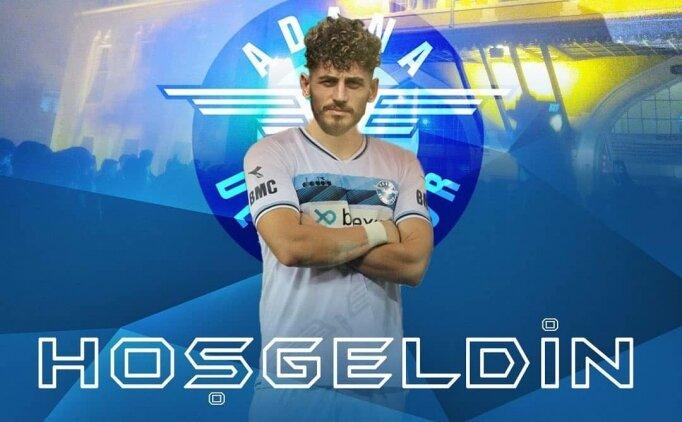 Adana Demirspor, Samet Akaydın'ı transfer etti