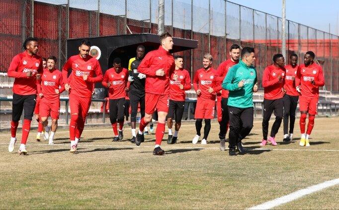 Ziya Erdal ve Claudemir, kupayı Sivas'a getirmek istiyor